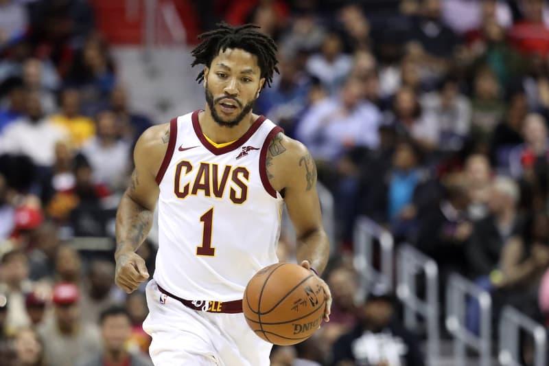 Derrick Rose Adidas Deal Retirement NBA Cleveland Cavaliers