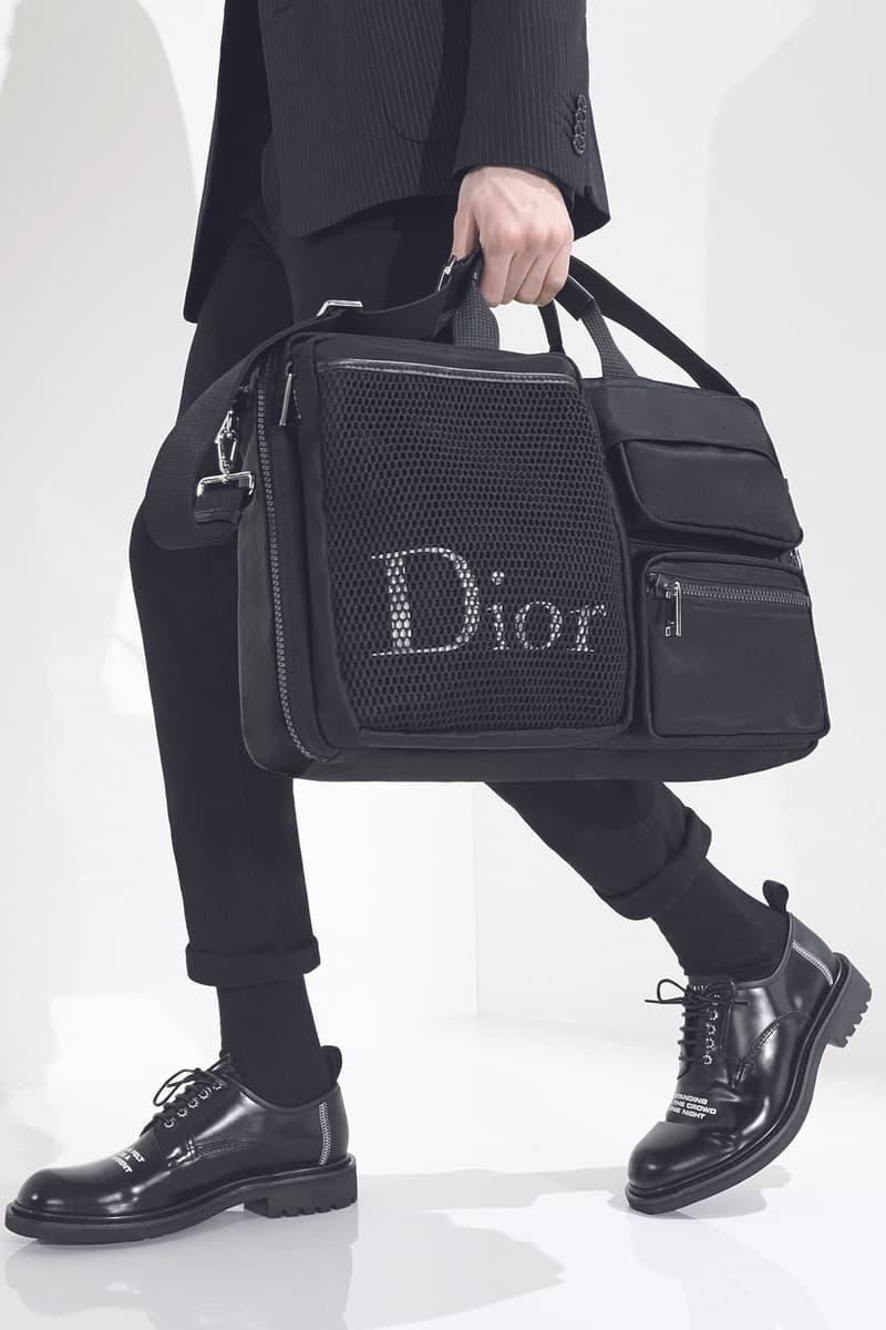 Dior Homme Spring Summer 2018 Playground Bag Video Kris Van Assche