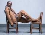 DMX Models Engineered Garments & Timberland's New 3-Eye Lug Shoes