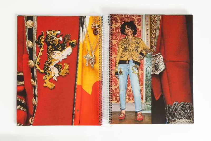 Dolce Gabbana Millennials The New Renaissance Book DG Luka Sabbat Fashion