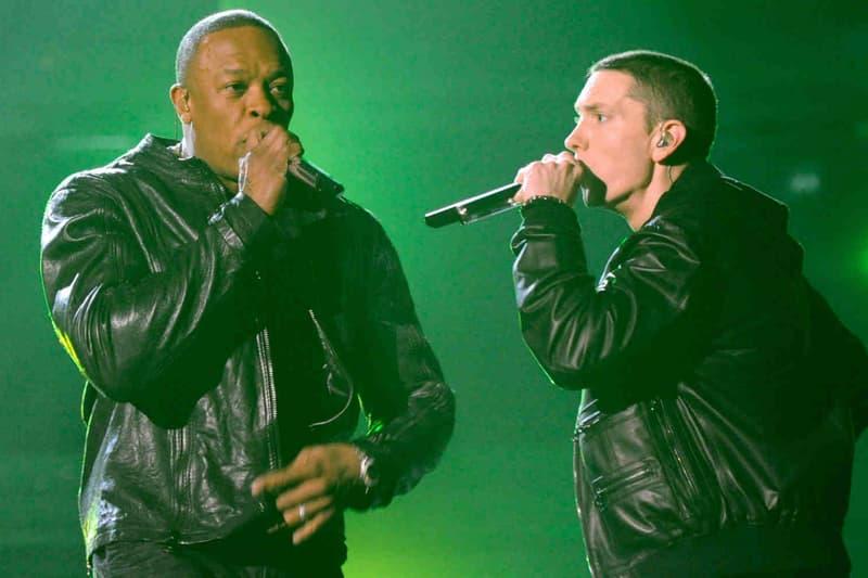 Dr  Dre Shares Eminem's 'Revival' Release Date | HYPEBEAST