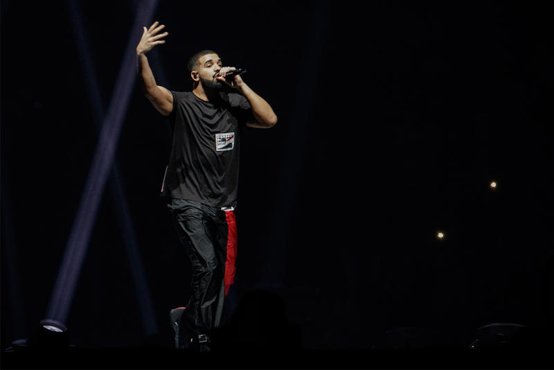 Drake Custom Boy Meets World Tour Prada Outfits New Zealand Australia Dates November 2017 wardrobe concert