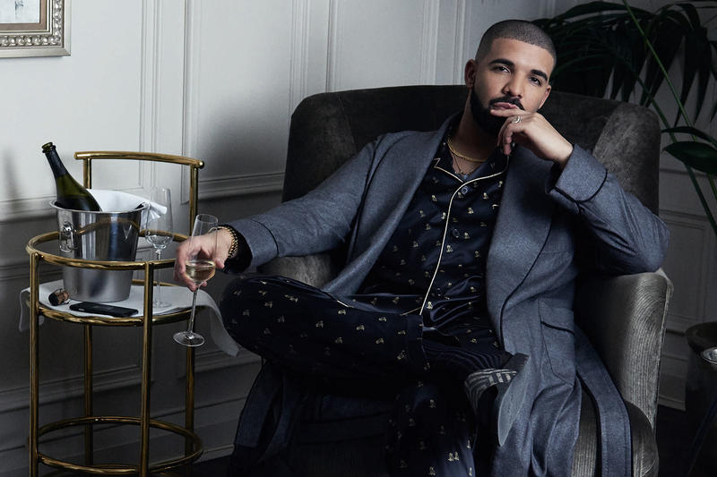 Drake Producing Netflix Apple A24 The Hollywood Reporter Top Boy Profile Harry Potter