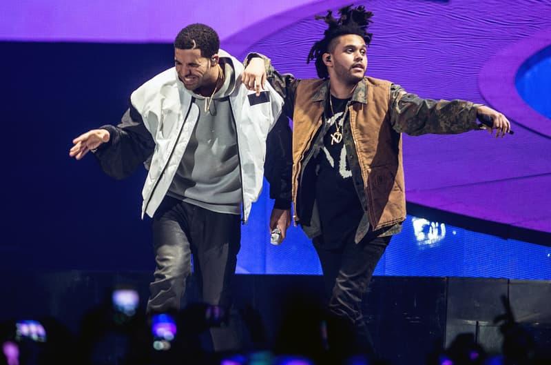 Drake Response The Weeknd Take Care