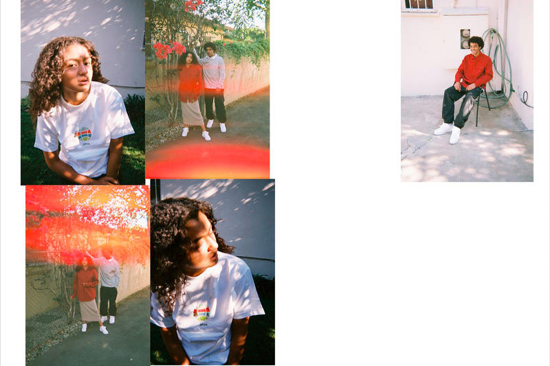 Earl Sweatshirt DEATHWORLD Feral Hands Collection Release streetwear