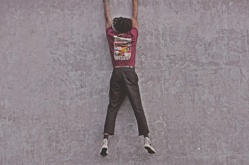 effulgence Benny Gold Fall/Winter 2017 San Francisco '90s Nostalgia Lookbooks