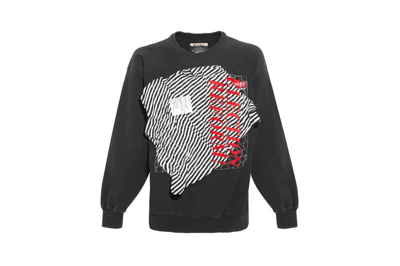 Brendan Fowler Election Reform! Embroidered Sweatshirts Champion Thrift