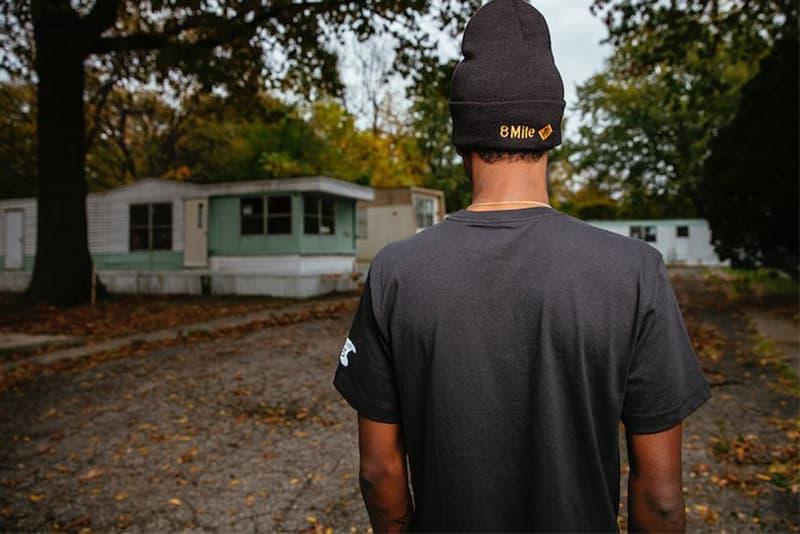 Eminem Carhartt 8 Mile Collaboration Teaser Coming Soon Instagram Post Beanie Hat