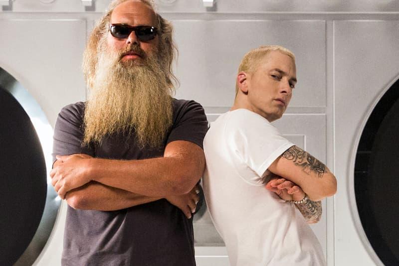 """Eminem Making of """"Walk on Water"""" Beyonce Rick Rubin"""