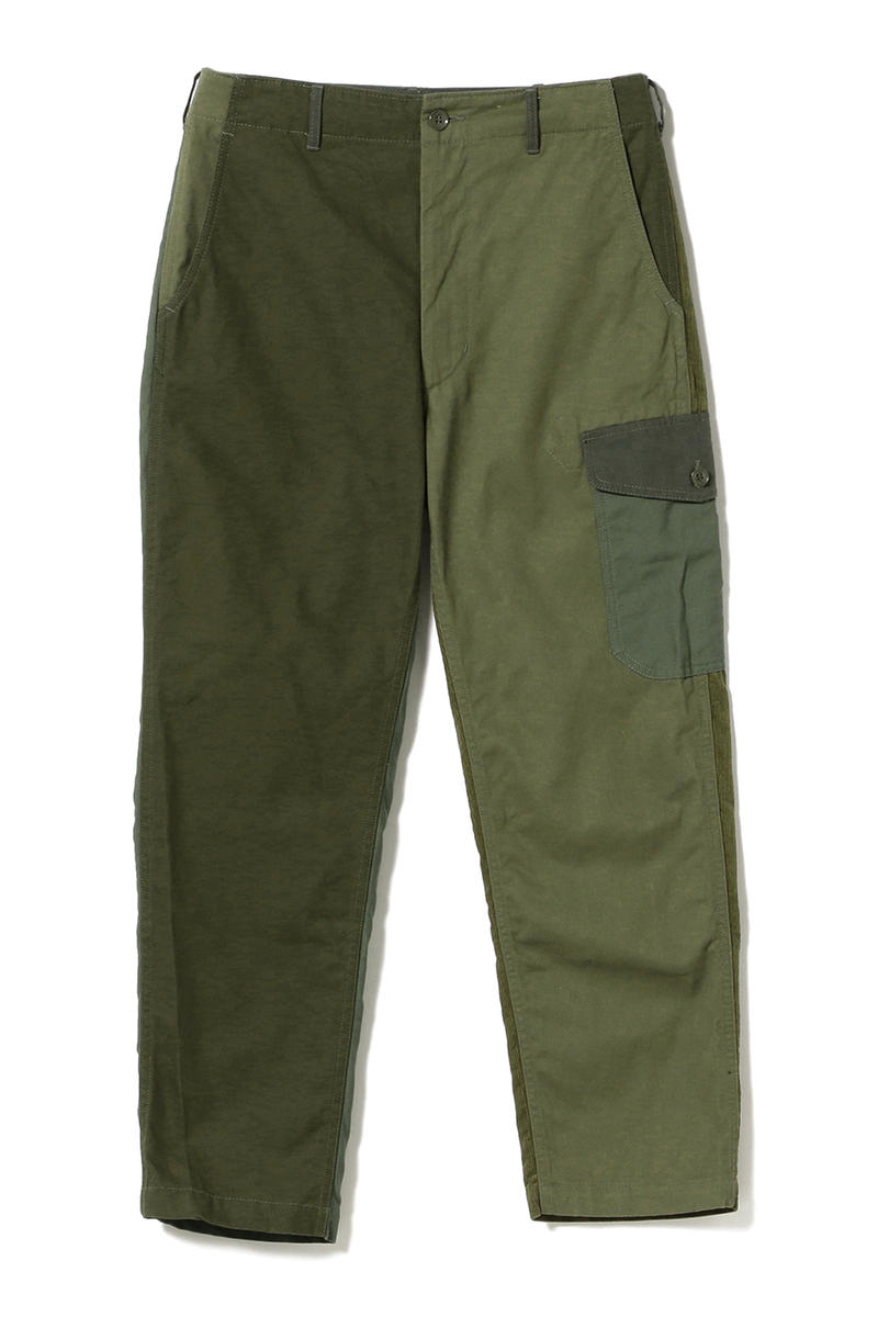 Engineered Garments BEAMS Camp Jacket Camp Pants Fall Winter 2017