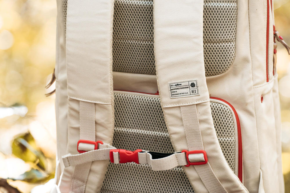"""Epitome HEX """"Natural State"""" collection Sneaker Backpack iPhone wallet"""