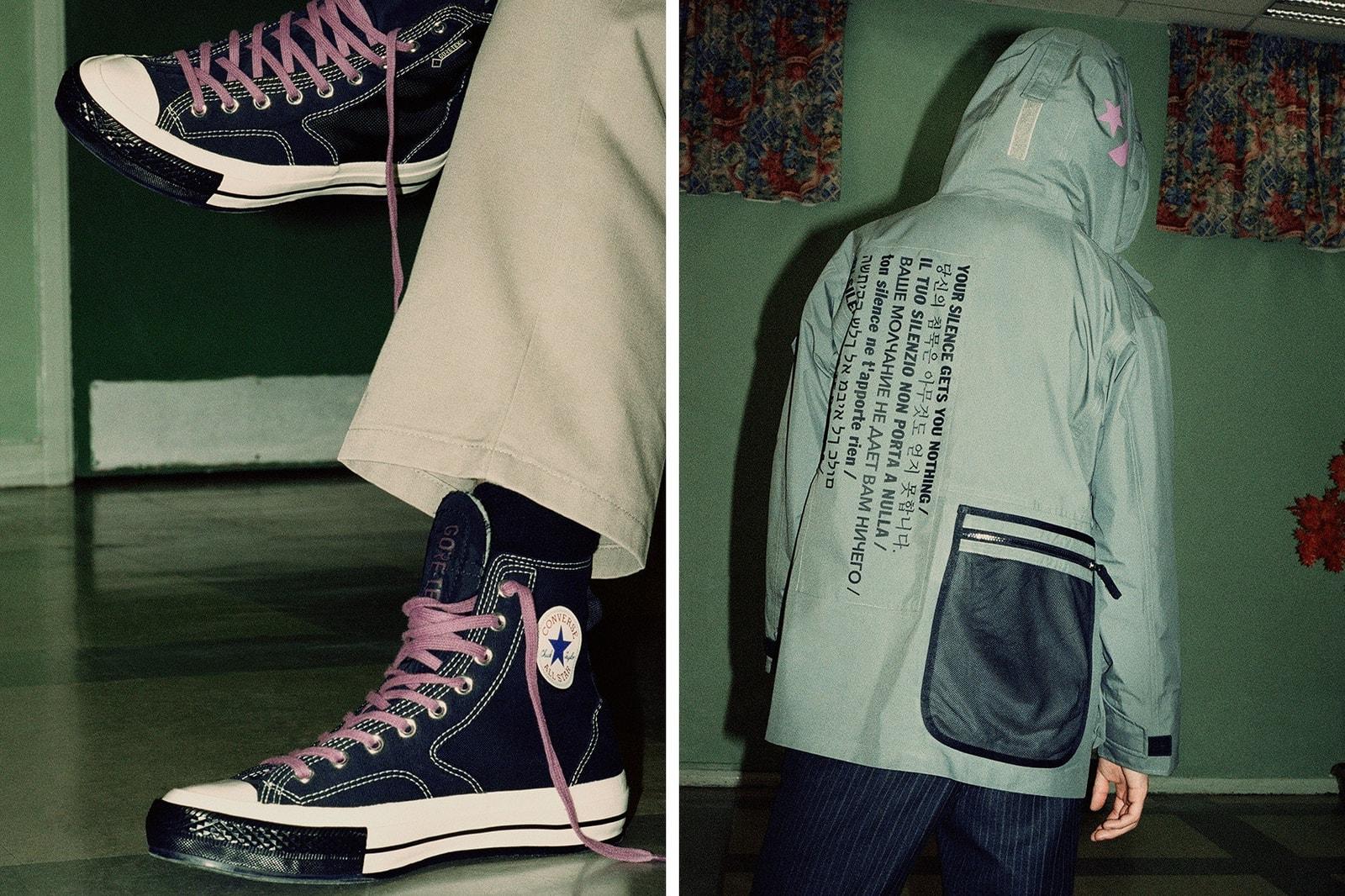 stüssy slam jam converse soulland nike idea books patta vans A-COLD WALL* size? Adidas originals ashish km20 Dior homme hanon balenciaga