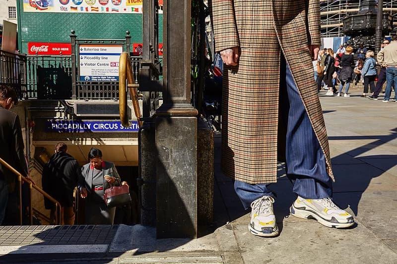 Balenciaga Dover Street Market London Wood Wood Vans Old Skool adidas Originals I-5923 PUMA Disc Blaze Cage OVERKILL M.C.Overalls Helmut Lang mfpen