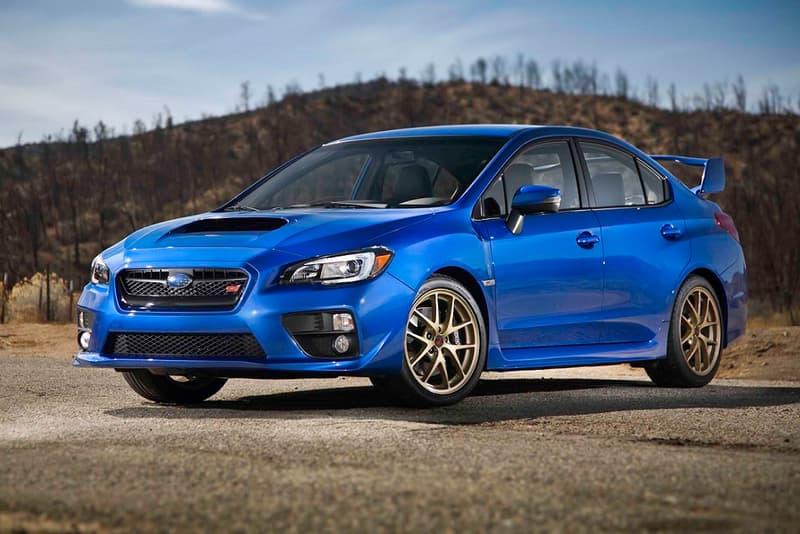 Subaru Model Lines Limited Edition 50th Anniversary 2017 2018 New