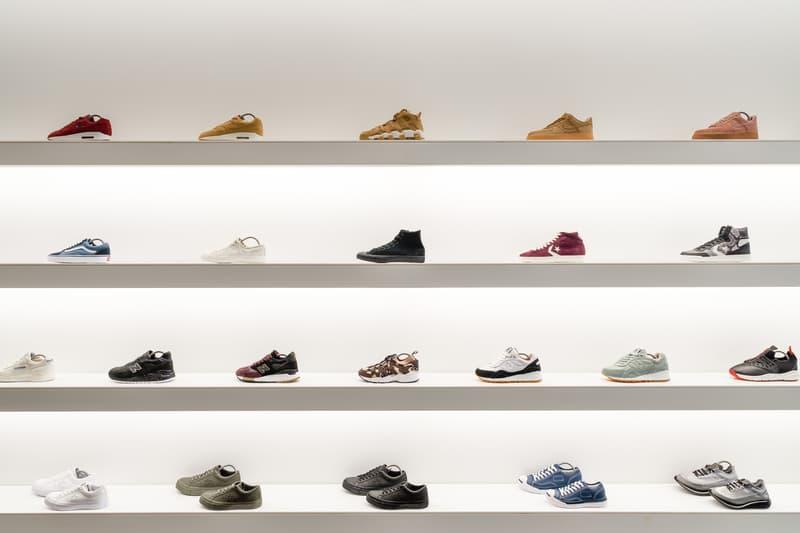 Extra Butter Sneakers Retail Boutique 10th Anniversary Party Design Nubuo Araki