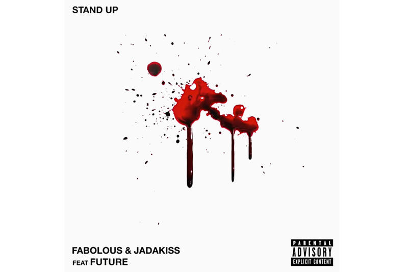 Fabolous Jadakiss Future Stand Up New Song Freddy vs. Jason