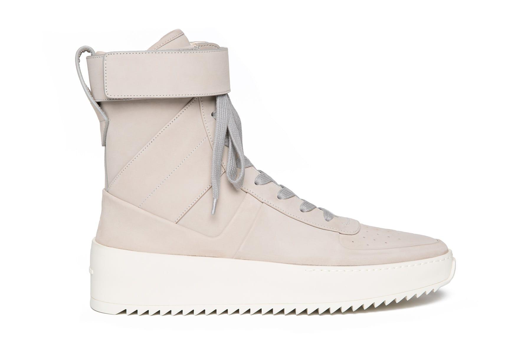 Fear of God Military Sneaker Cyber