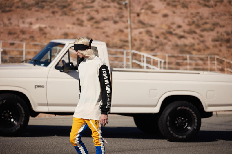 Fear of God Racing Collection Jerry Lorenzo ComplexCon November Release