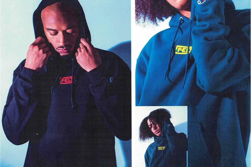 FELT Fall/Winter 2017 Lookbook Part 1 Streetwear Tom Petty