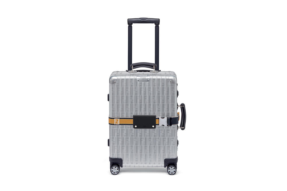 Fendi Rimowa Trolley Collaboration Luggage Suitcases 2017 Holiday Release Date Info