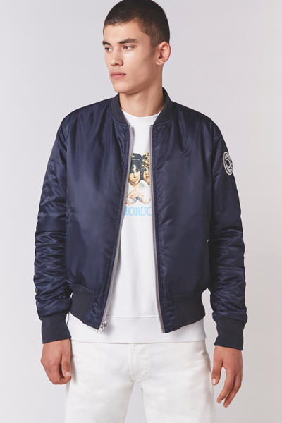 Fiorucci 2017 Fall Winter Menswear Collection Lookbook Jackets Pull Over Hoodies