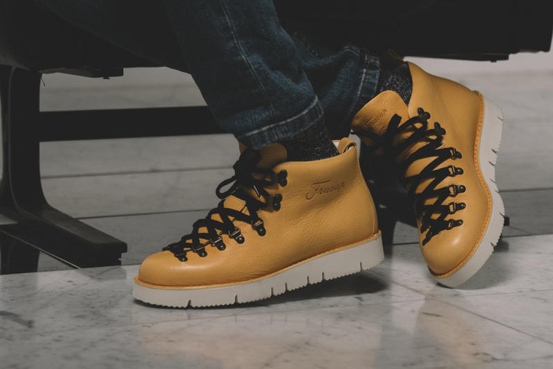 Fracap Lapstone Hammer Winter 2017 Collection Boots Leather December 1 2017 Release