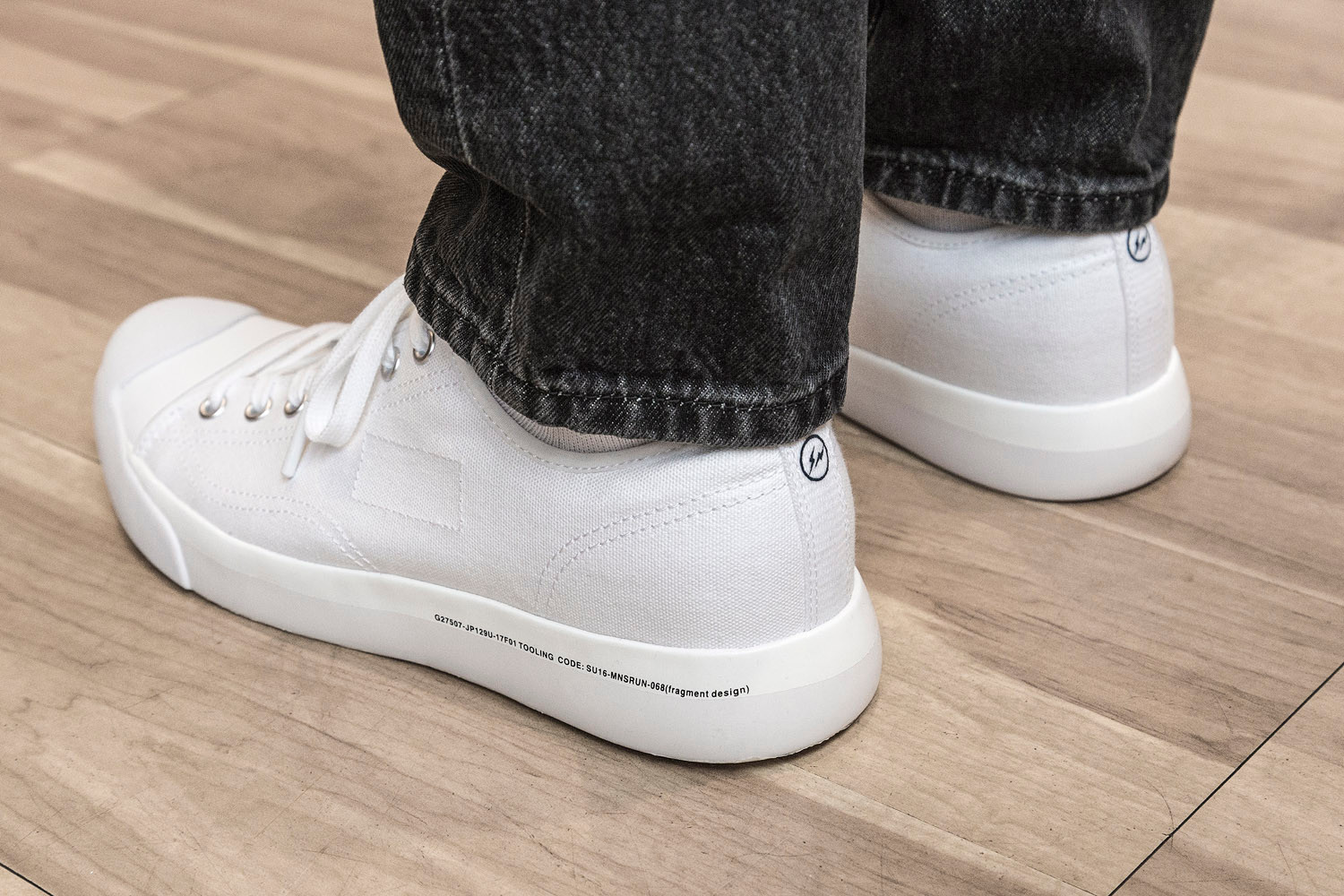 fragment design Converse Jack Purcell