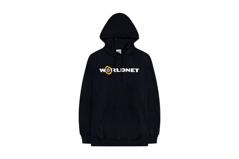 Frank Ocean Worldnet Hoodie Black Friday 2017 Release