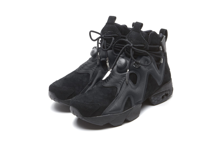 e9b47b612ce Future s Signature Reebok Furykaze Gets All Blacked-Out