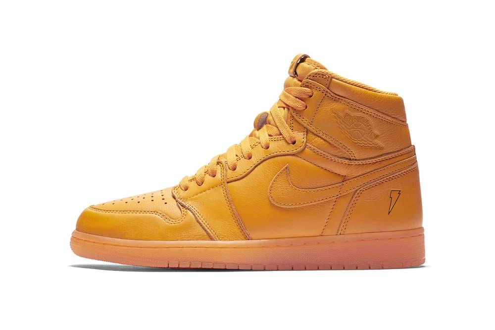 Gatorade Air Jordan 1 Retro High OG Orange Peel 2017 December 26 Release Date Info Sneakers Shoes Footwear