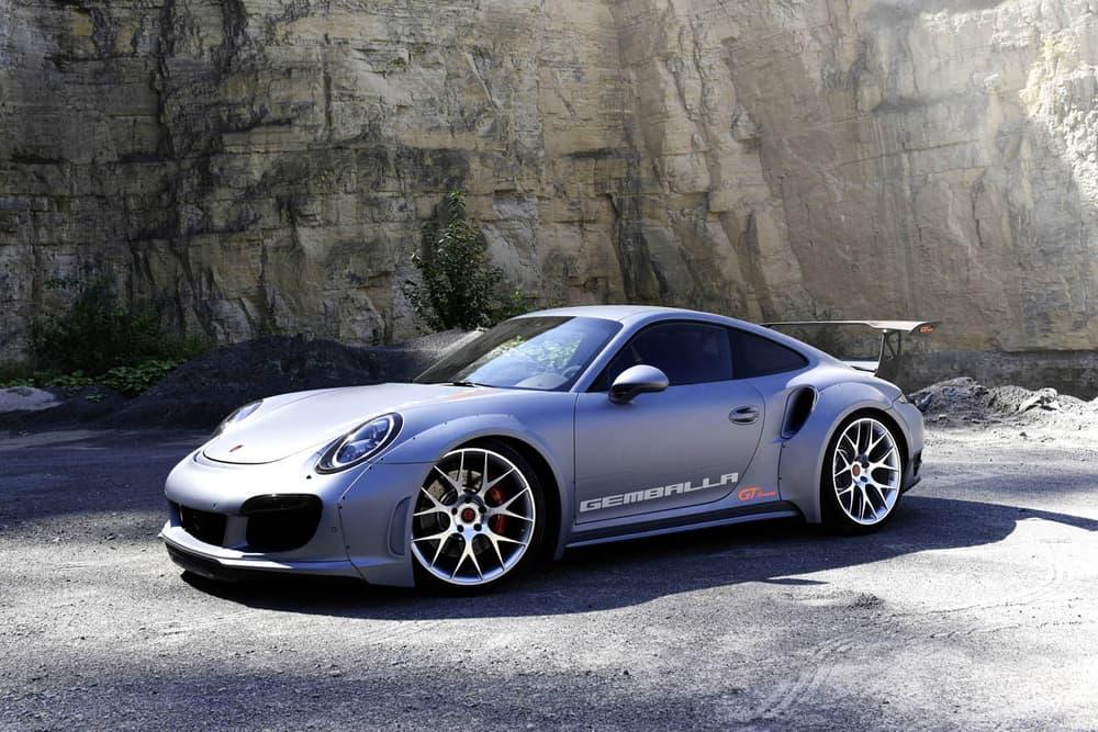 Gemballa Porsche 911 Turbo GT Concept | HYPEBEAST