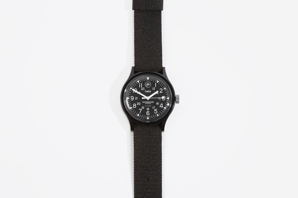 Goodhood and Timex Team up for Restrained MK1 Collaboration