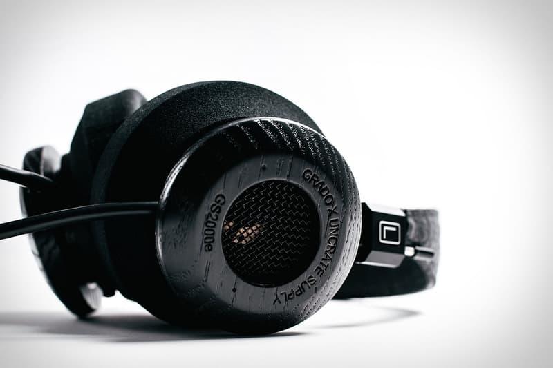 Grado Labs and Uncrate Unveil GS2000E Headphones | HYPEBEAST
