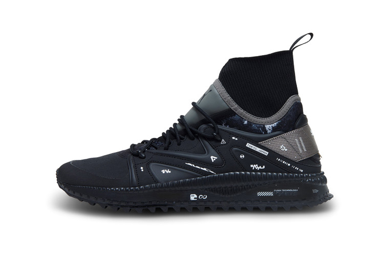 e775dfb659db GraphersRock and PUMA Join for Cyberpunk Running Shoes