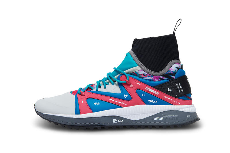 GraphersRock PUMA Tsugi Kori Disc Blaze 2017 December 1 2 Release Date Info Sneakers Shoes Footwear Drop Graphic Artist Design Company Symbol Trinomic Sole Japan Tokyo