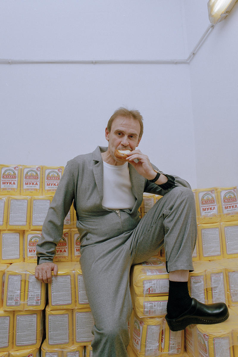 GUM Fall Winter 2017 Section Lookbook Pop Up Shop Store Russia