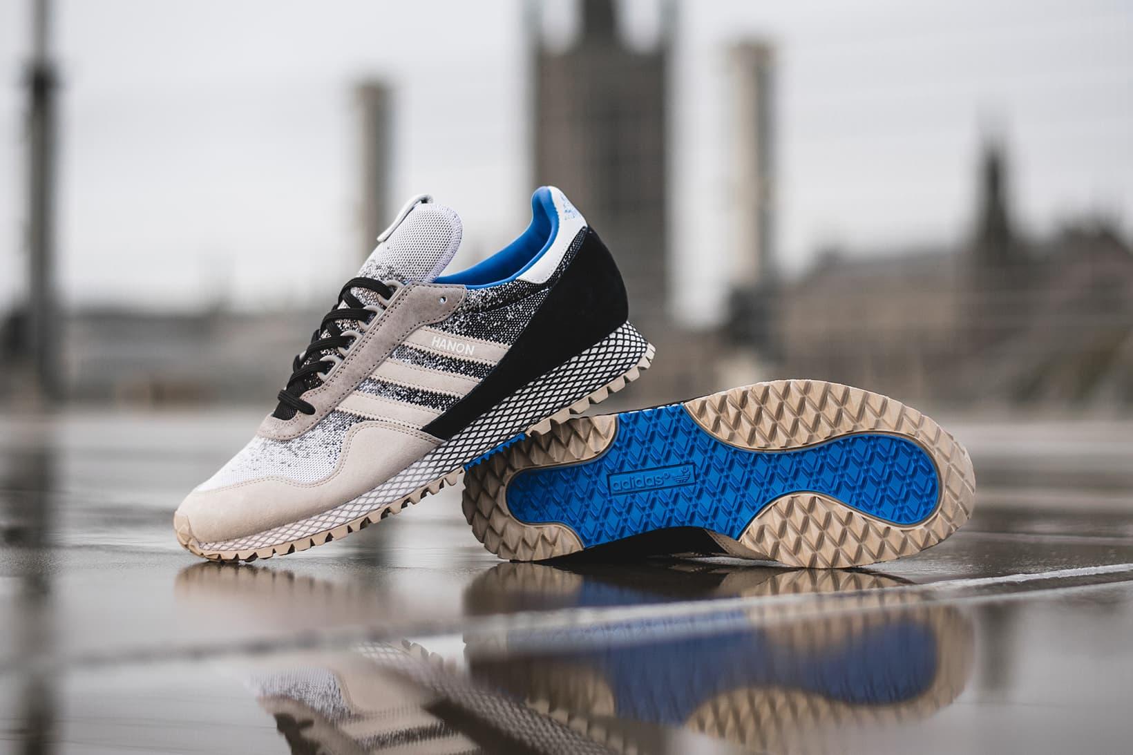 Hanon Reworks the adidas New York With Seasonal Flair