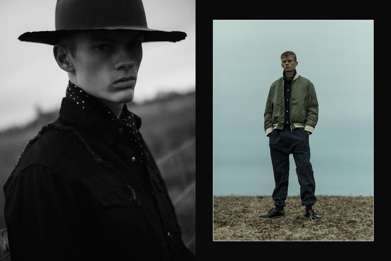 Haven Fall Winter 2017 The Iroha Editorial sacai Undercover NEIGHBORHOOD nonnative Sasquatchfabrix. Needles Maple
