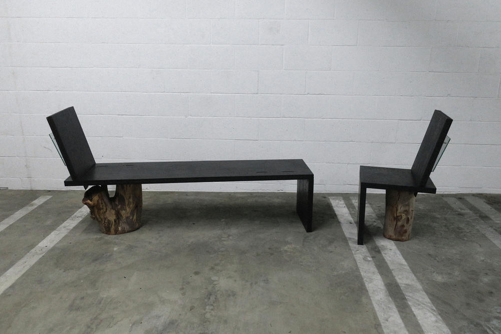 Helder Vices PIMA Furniture Line Bench Homeware