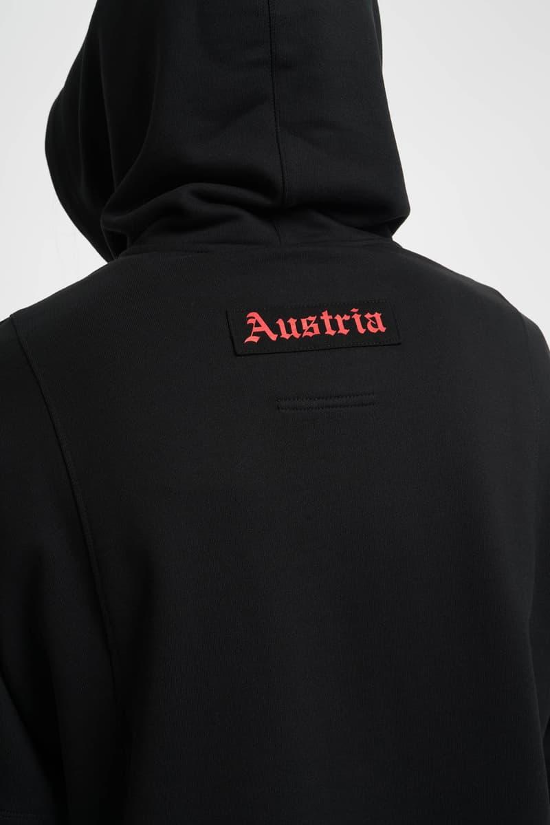 Shayne Oliver HBA Hood By Air Helmut Lang Pre-Spring 2018 Collection Freezer Bag Autumn Tour