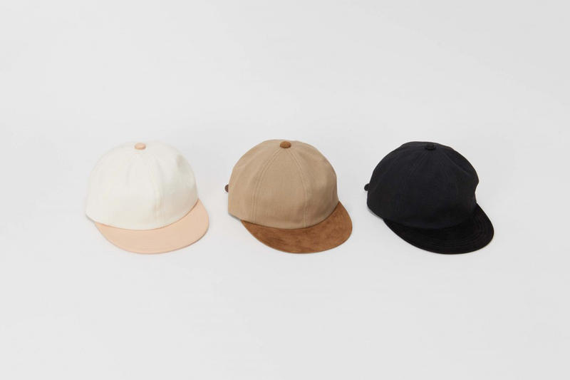 "Hender Scheme 2018 Spring Summer ""BLANK"" Collection Release Drop Shoes Accessories leather hats caps belts wallets condom socks crocs handmade japan"