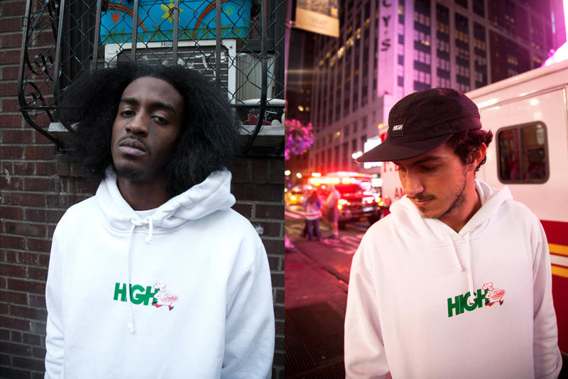 High Company Drop 5 Collection Lookbook 2017 Brazil streetwear skate skateboarding clothing fashion