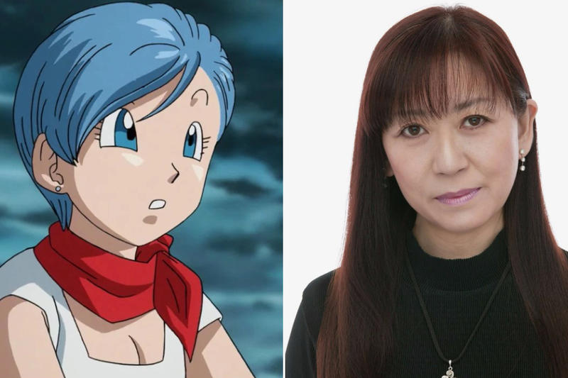 Hiromi Tsuru Voice Actress Bulma Dragon Ball Series Z Naomi Hunter One Piece