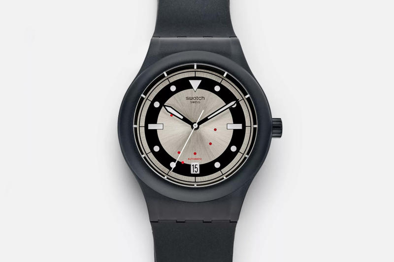Hodinkee Swatch Sistem51 Watch Collaboration