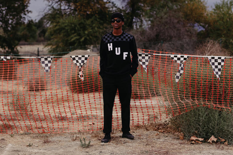 HUF 80s BMX Blackout Collection 2017 November 16 Release Date Info