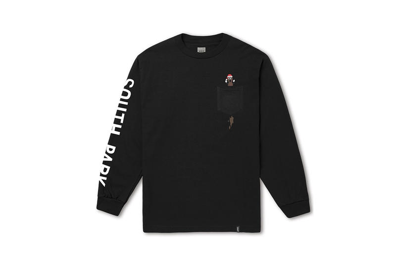 HUF South Park Fall Winter 2017 Collaboration Collection