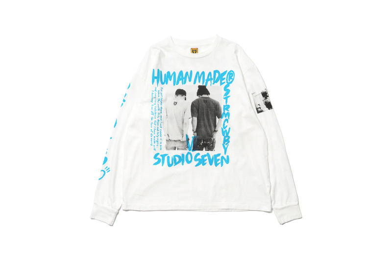 HUMAN MADE STUDIO SEVEN Fall Winter 2017 Capsule Collection HAVEN