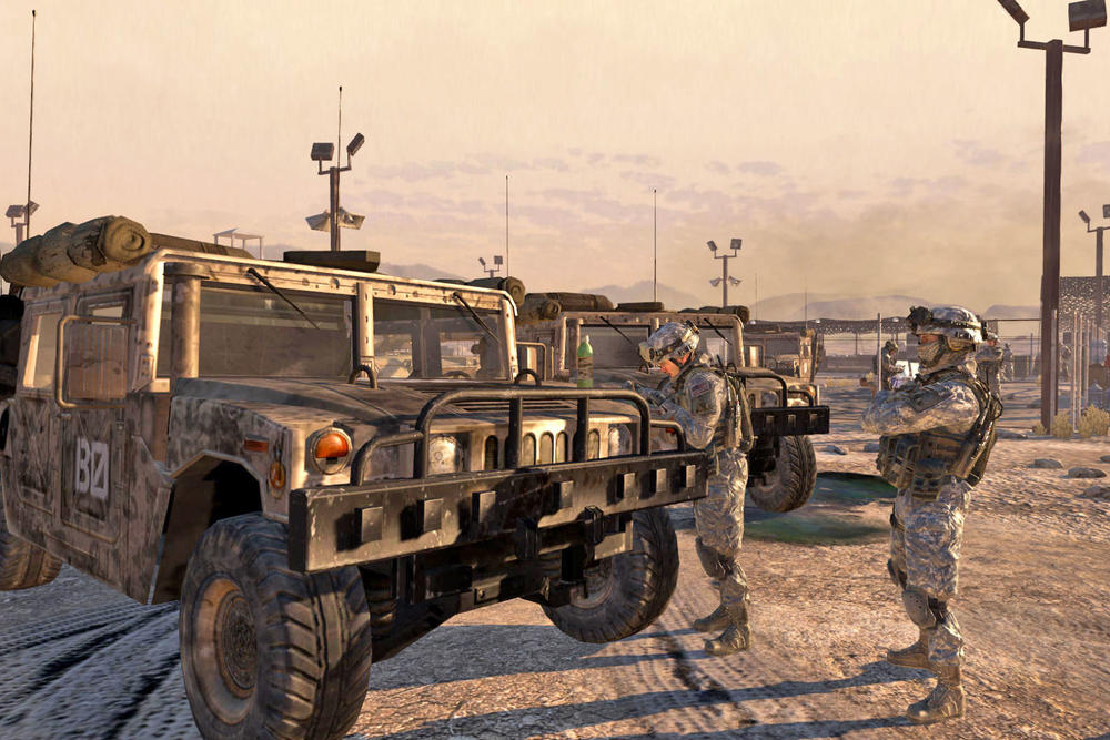 Humvee Activision Call of Duty Lawsuit