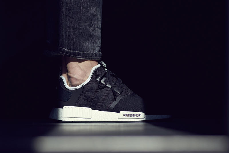 save off 0f864 572db INVINCIBLE x NEIGHBORHOOD x adidas NMD R1 Shoe | HYPEBEAST