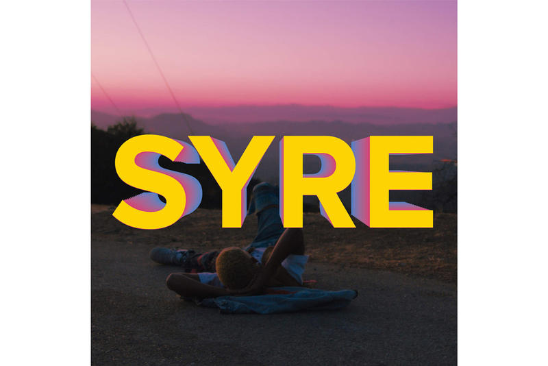 Jaden Smith SYRE A Beautiful Confusion Album Stream